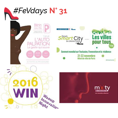 Hebdo #FeVdays N°31